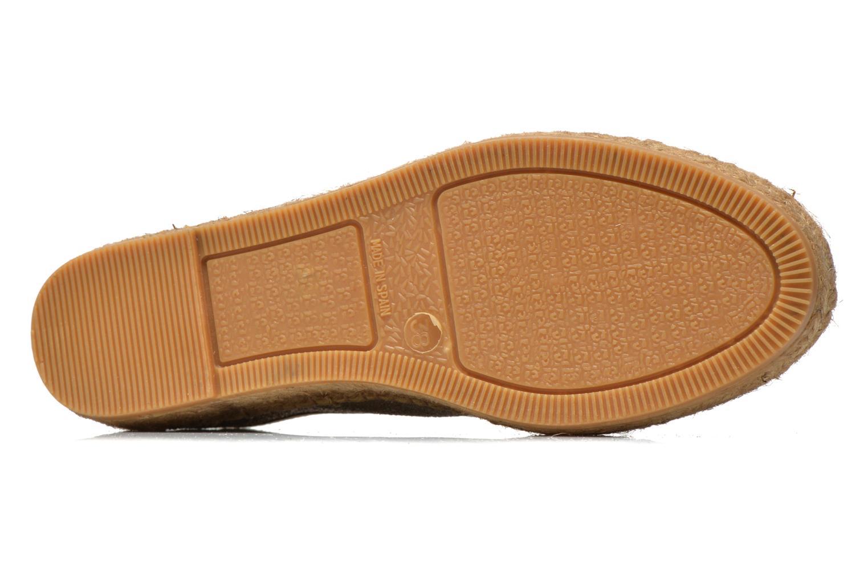 Sneakers Guess Renan Marrone immagine dall'alto