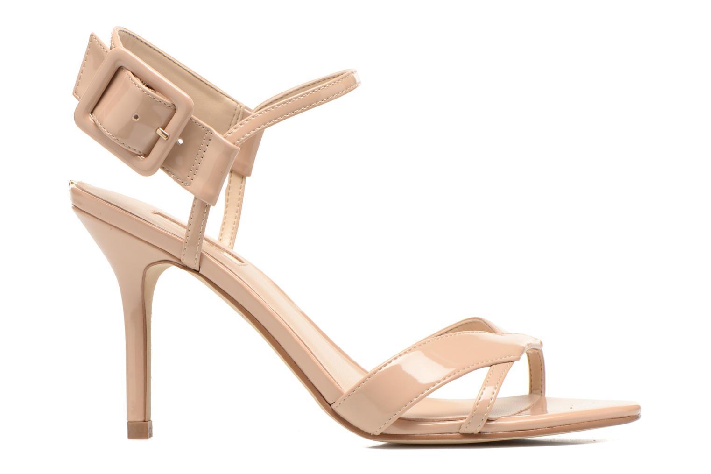 Sandales et nu-pieds Guess Deetra Beige vue derrière
