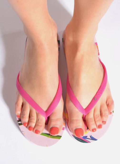 Slippers Guess Rub Multicolor onder