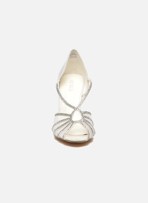 Sandals Menbur Maribel White model view
