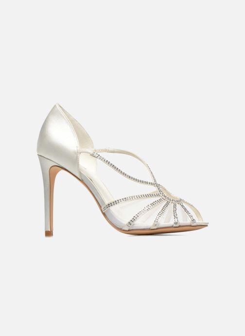 Sandales et nu-pieds Menbur Maribel Blanc vue derrière