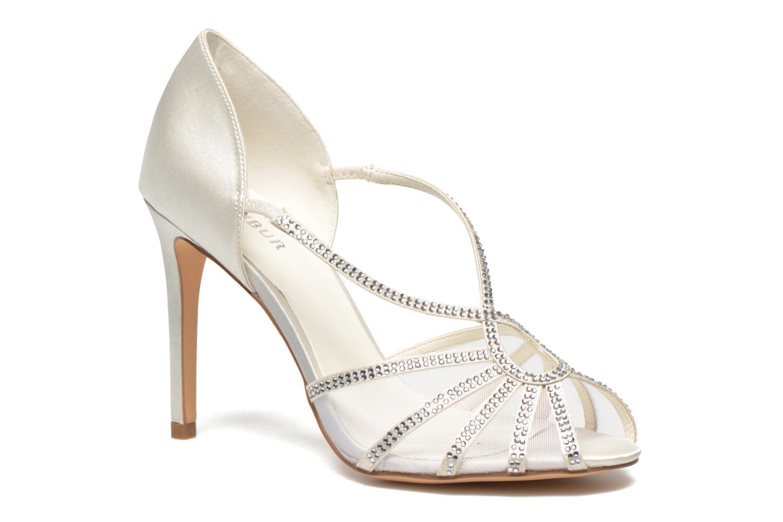 Sandales et nu-pieds Menbur Maribel Blanc vue détail/paire