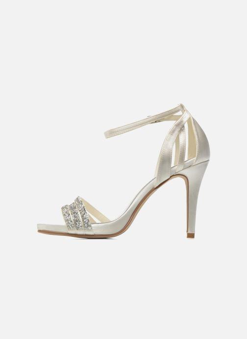 Sandales et nu-pieds Menbur Angustina Blanc vue face