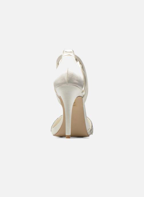 Sandales et nu-pieds Menbur Angustina Blanc vue droite