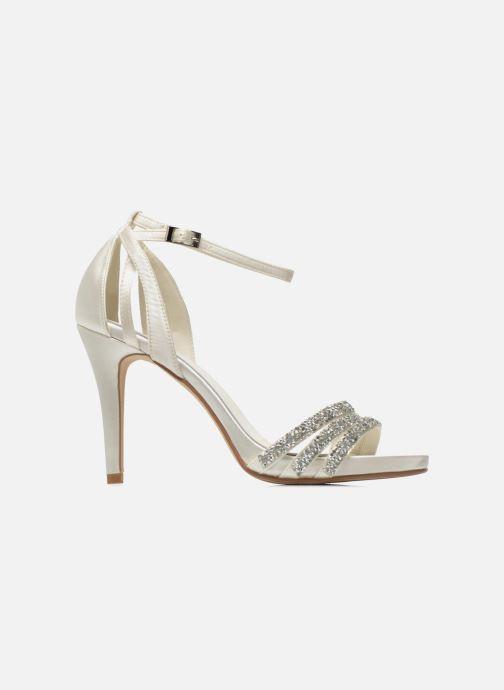 Sandales et nu-pieds Menbur Angustina Blanc vue derrière