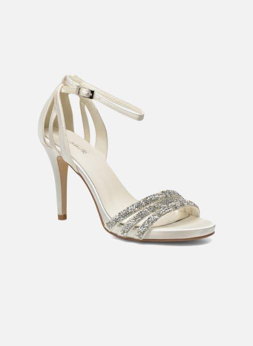 Sandales et nu-pieds Menbur Angustina Blanc vue détail/paire