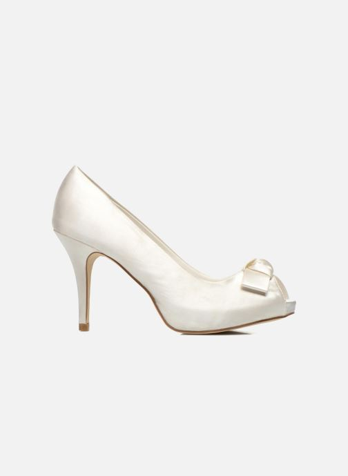 High heels Menbur Luz White back view