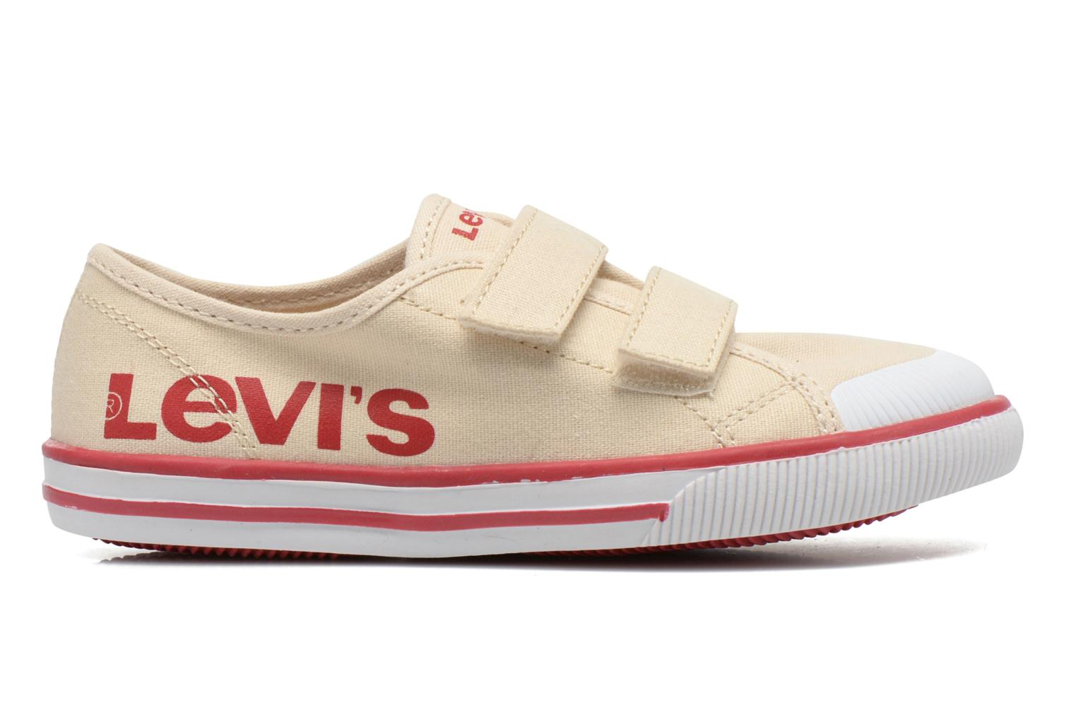 Trainers Levi's Gozilla Beige back view