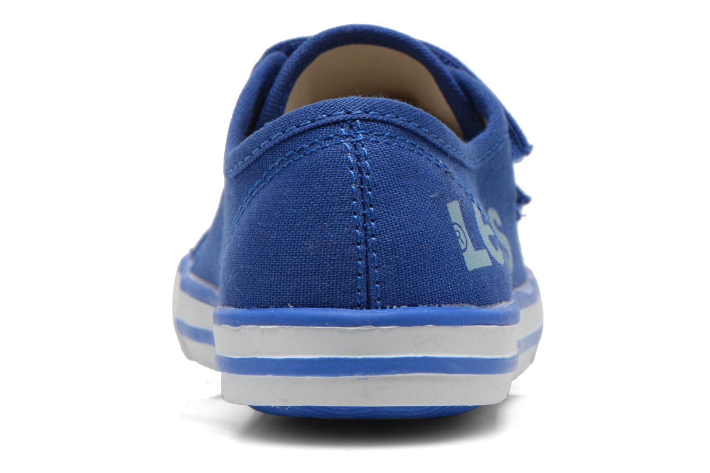 Baskets Levi's Gozilla Bleu vue droite