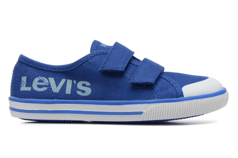 Baskets Levi's Gozilla Bleu vue derrière