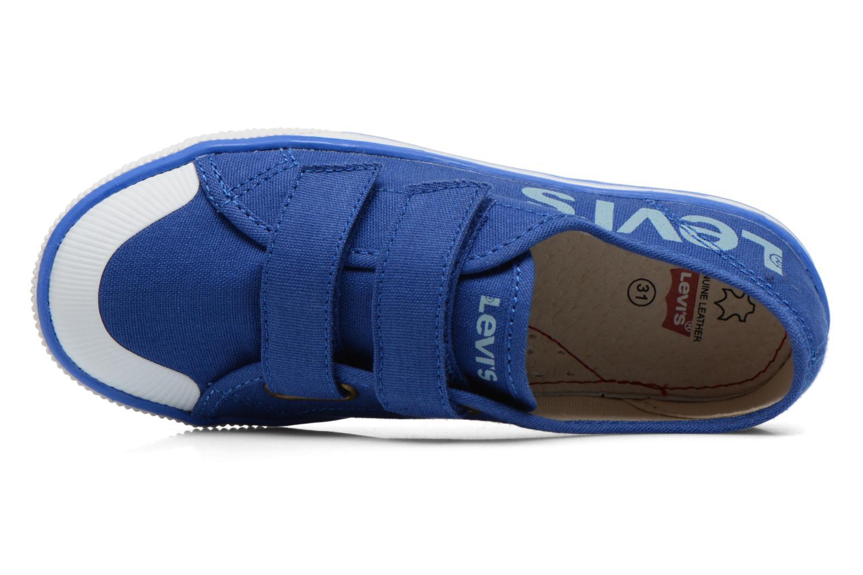 Baskets Levi's Gozilla Bleu vue gauche