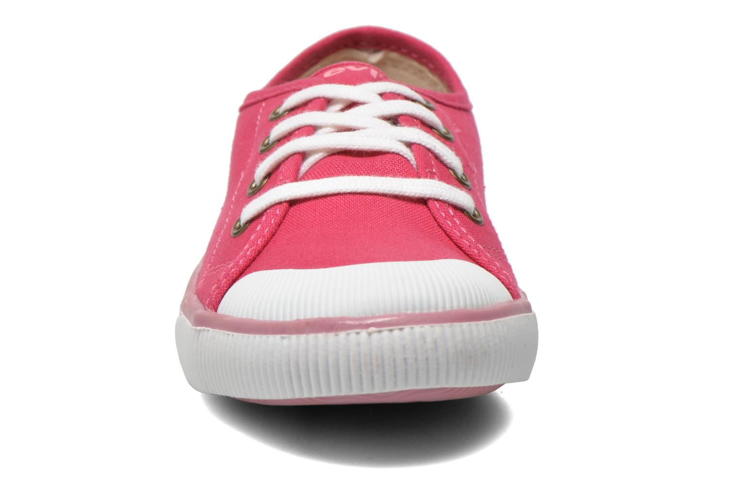 Trainers Levi's Gong Pink model view