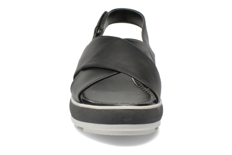 Sandales et nu-pieds Sixty Seven Maolky Noir vue portées chaussures