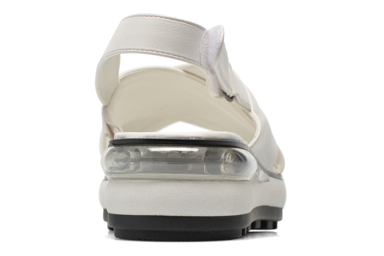 Sandales et nu-pieds Sixty Seven Maolky Blanc vue droite