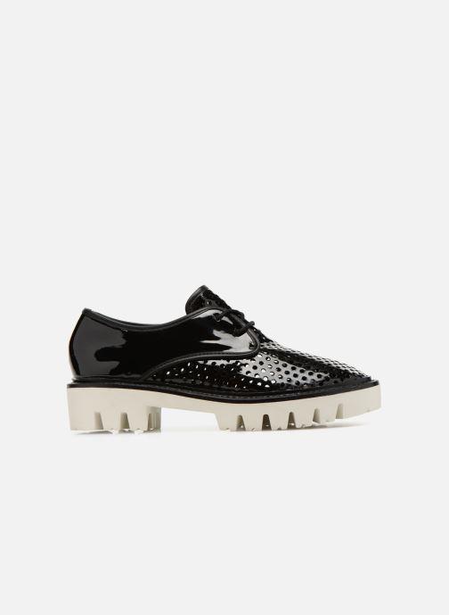 Zapatos con cordones Sixty Seven Arasna Negro vistra trasera