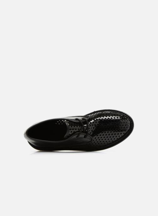 Zapatos con cordones Sixty Seven Arasna Negro vista lateral izquierda