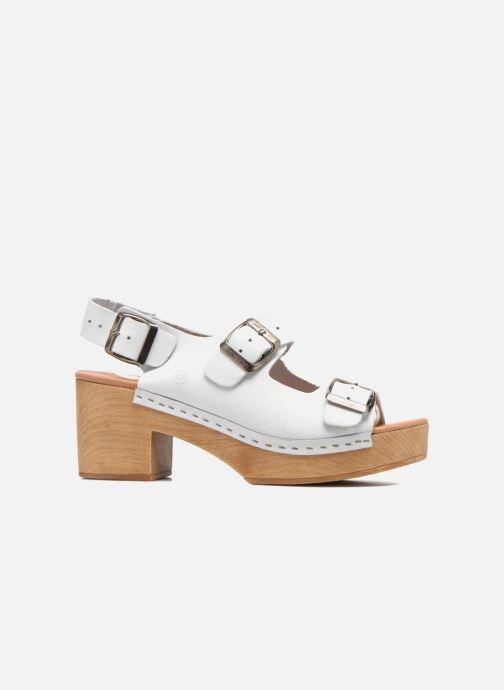 Sandales et nu-pieds Sixty Seven Linaci Blanc vue derrière