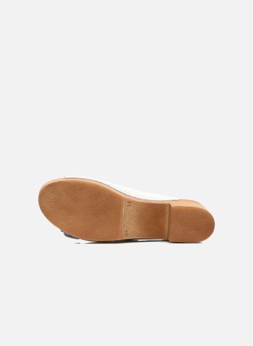 Sandales et nu-pieds Sixty Seven Linaci Blanc vue haut