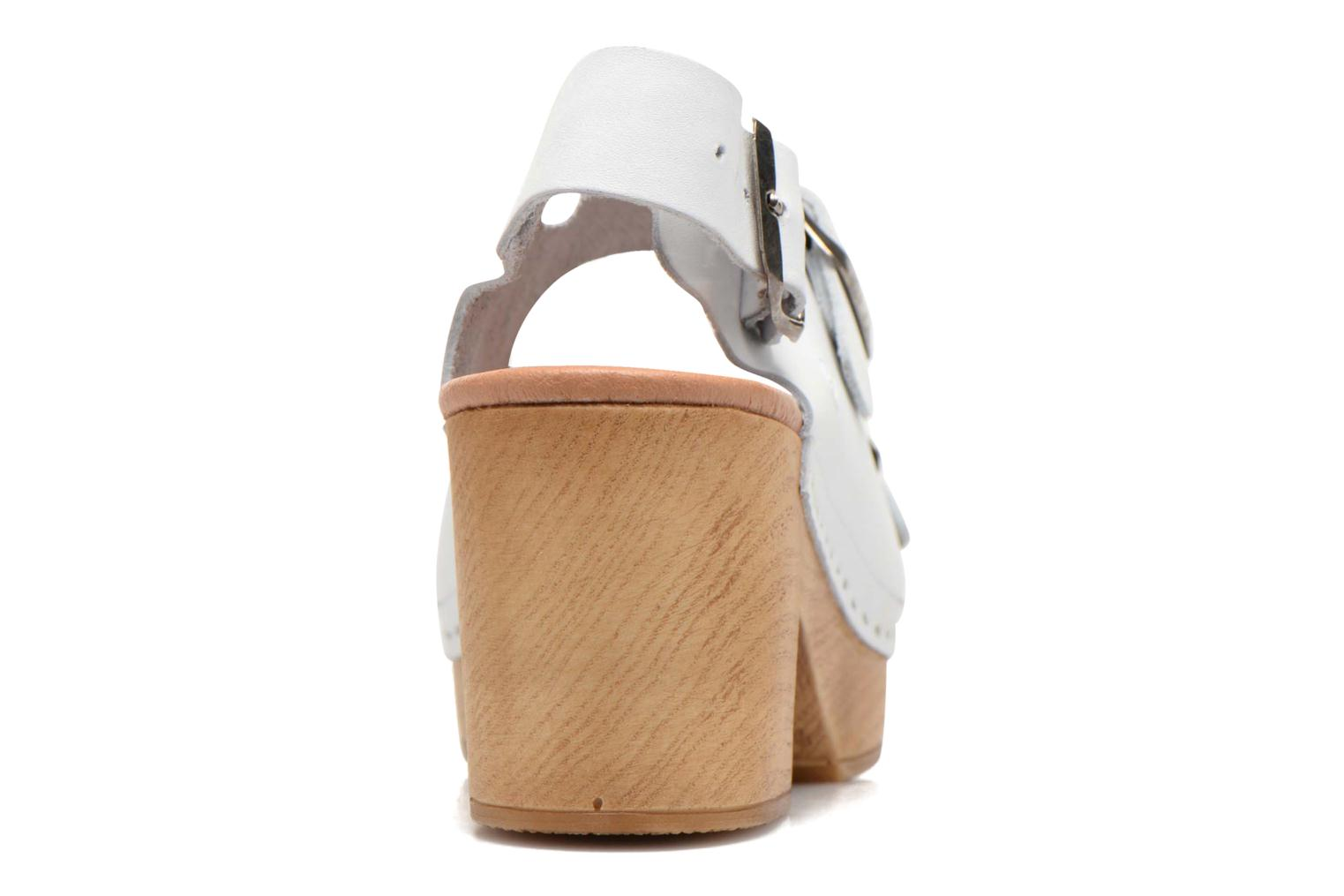 Sandals Sixty Seven Linaci White view from the right