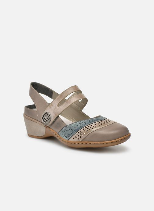 Sneakers Rieker Maki 08999 Nero vedi dettaglio/paio
