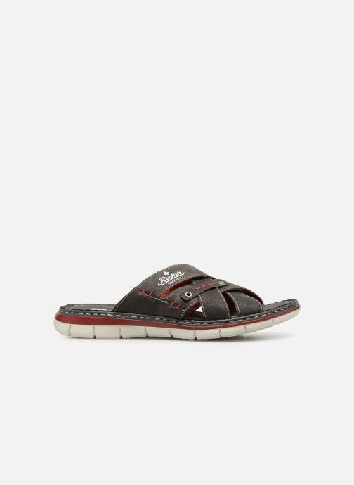 Sandali e scarpe aperte Rieker Tyr 25199 Grigio immagine posteriore
