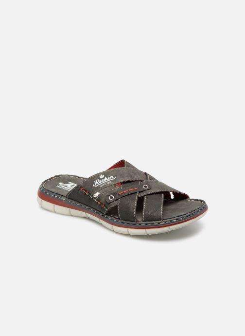 Sandali e scarpe aperte Rieker Tyr 25199 Grigio vedi dettaglio/paio
