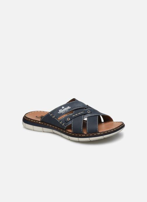 Sandales et nu-pieds Rieker Tyr Bleu vue détail/paire