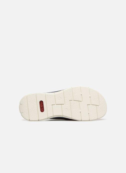 Sandales et nu-pieds Rieker Tyr 25199 Marron vue haut