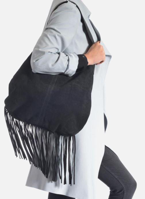 Obo Main Bag À rose Sacs 247296 Chez Tabatha Pieces Suede OwBExqnAE0