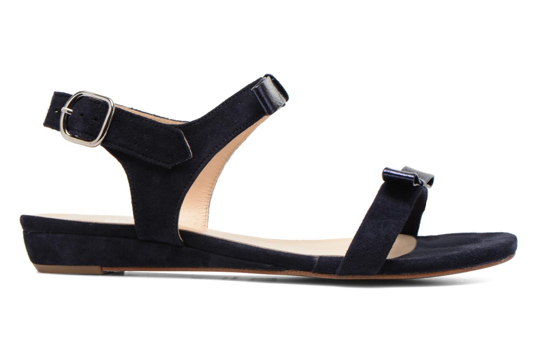 Sandales et nu-pieds Georgia Rose Anopa Bleu vue derrière