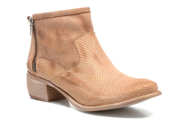 Bottines et boots Karston Fuego Marron vue détail/paire