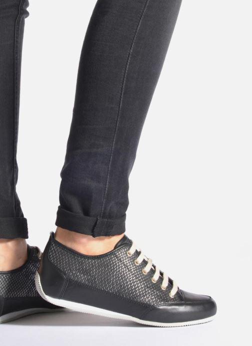 Sneakers Karston Caba Bruin onder