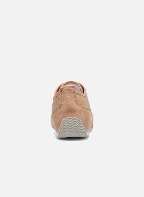 Sneakers Karston Caba Bruin rechts