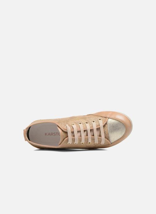 Sneakers Karston Caba Bruin links