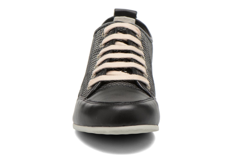Baskets Karston Caba Noir vue portées chaussures