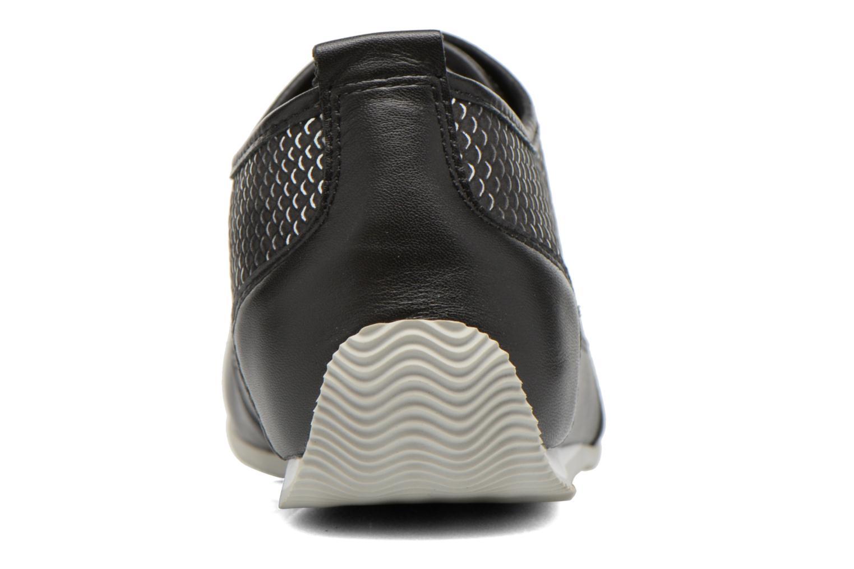 Baskets Karston Caba Noir vue droite