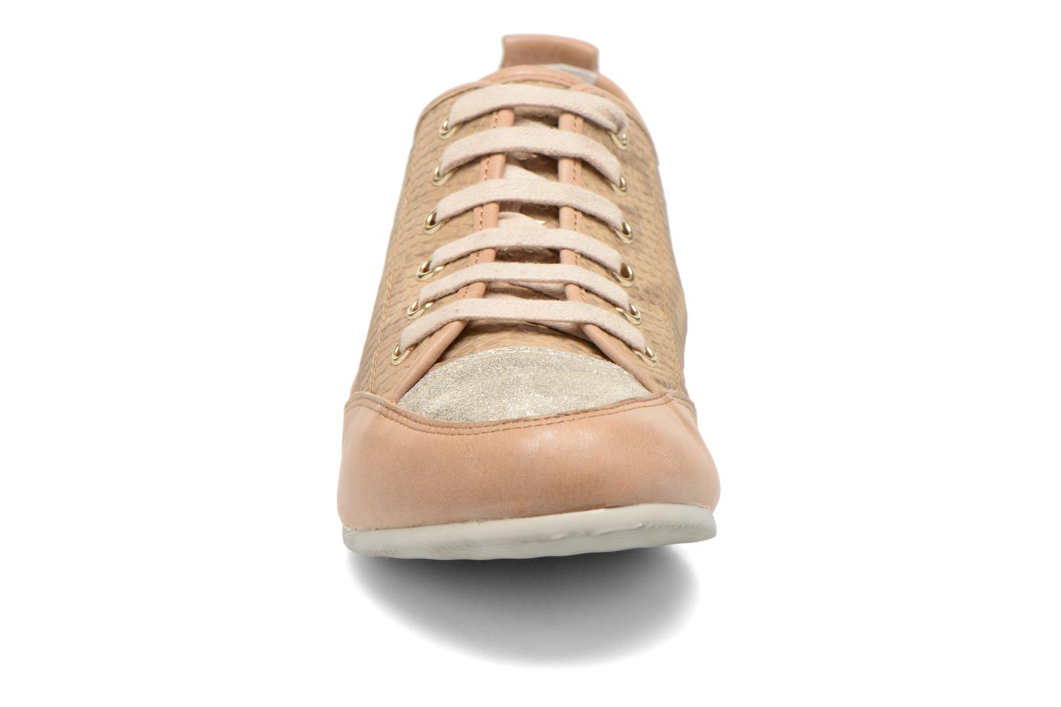 Trainers Karston Caba Brown model view