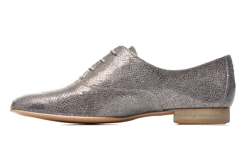 Chaussures à lacets Karston Joshoi Gris vue face