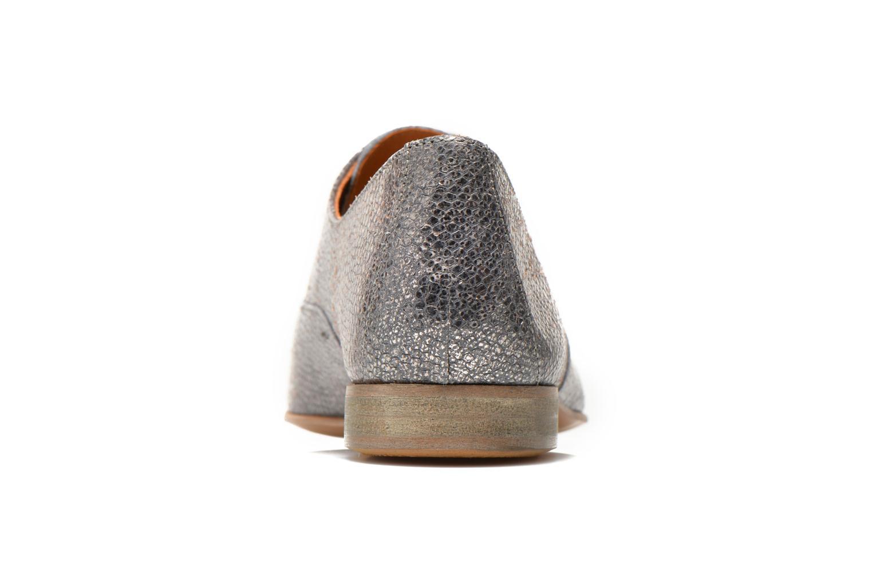Chaussures à lacets Karston Joshoi Gris vue droite