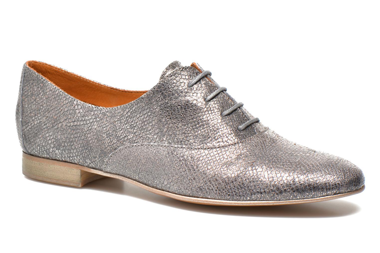 Chaussures à lacets Karston Joshoi Gris vue détail/paire