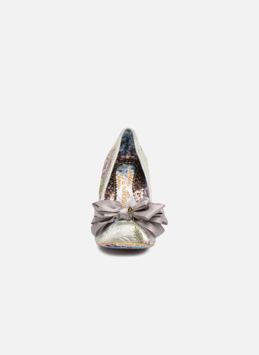 High heels Irregular choice Ascot Grey model view