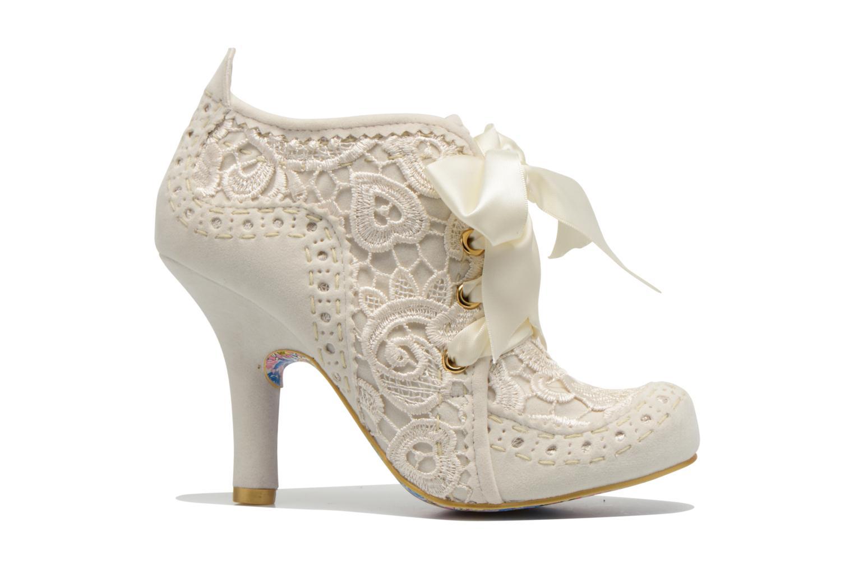 Chaussures à lacets Irregular Choice Abigail's Third Party Blanc vue derrière