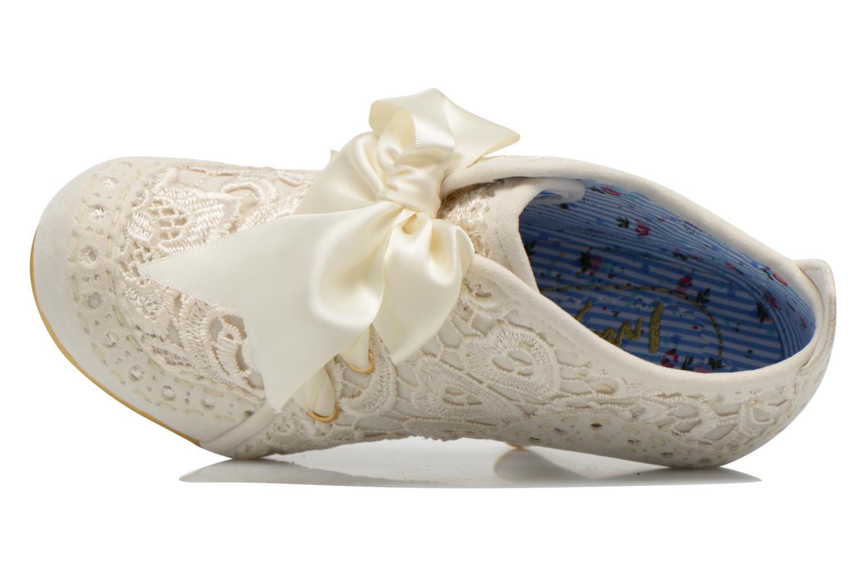 Chaussures à lacets Irregular Choice Abigail's Third Party Blanc vue gauche