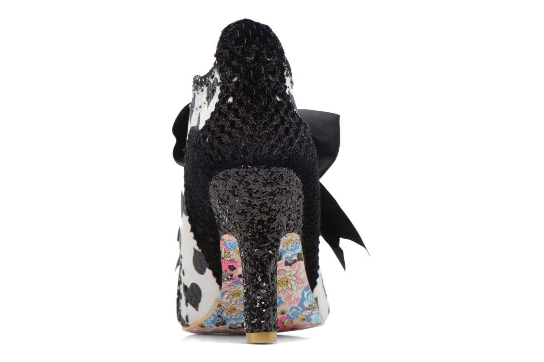 Zapatos con cordones Irregular choice Abigail's Third Party Negro vista lateral derecha
