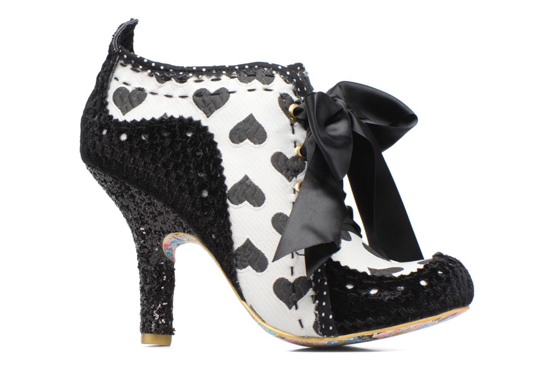 Zapatos con cordones Irregular choice Abigail's Third Party Negro vistra trasera