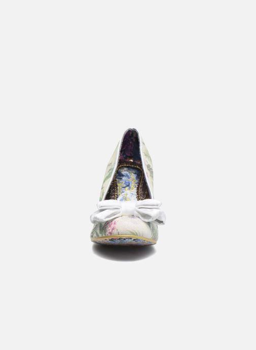 Escarpins Irregular Choice Ban Joe Multicolore vue portées chaussures
