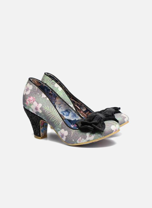 Escarpins Irregular Choice Ban Joe Multicolore vue 3/4