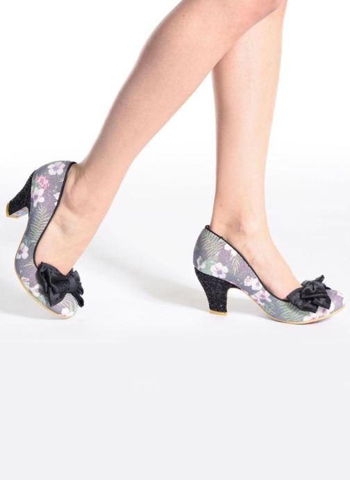 High heels Irregular choice Ban Joe Multicolor view from underneath / model view