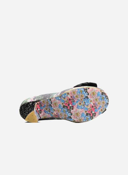 Escarpins Irregular Choice Ban Joe Multicolore vue haut