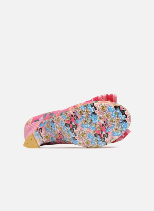 High heels Irregular choice Ban Joe Multicolor view from above